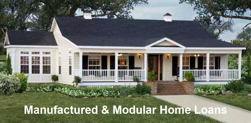 Manufactured and Modular Home Loans