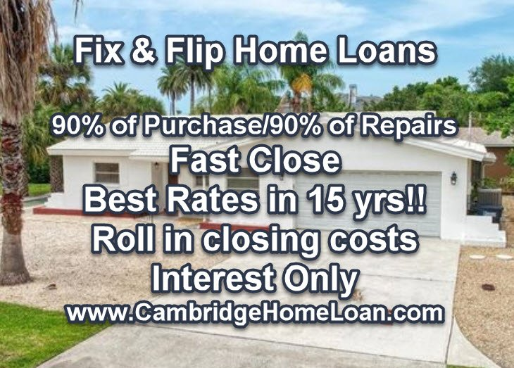 fix and flip banner ad