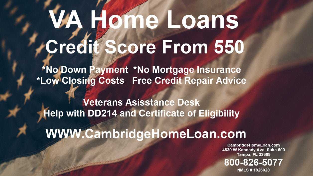 Veterans Home Loans Made Easy