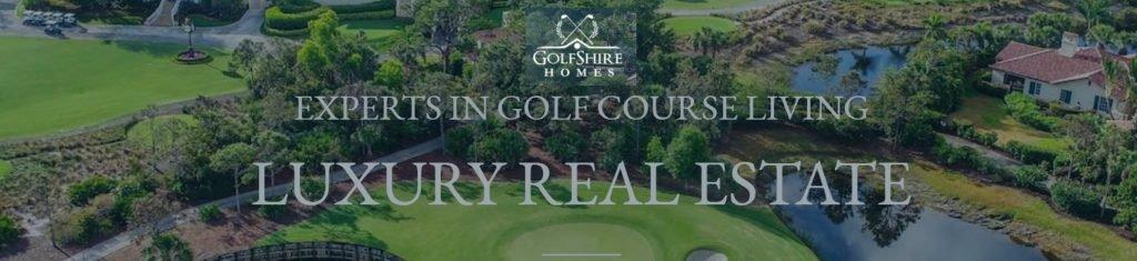 luxury golf homes